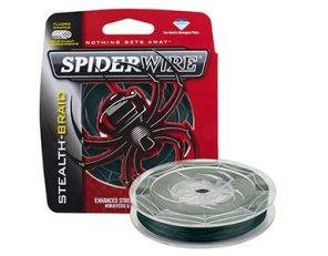 Spiderwire Stealth Moss Green